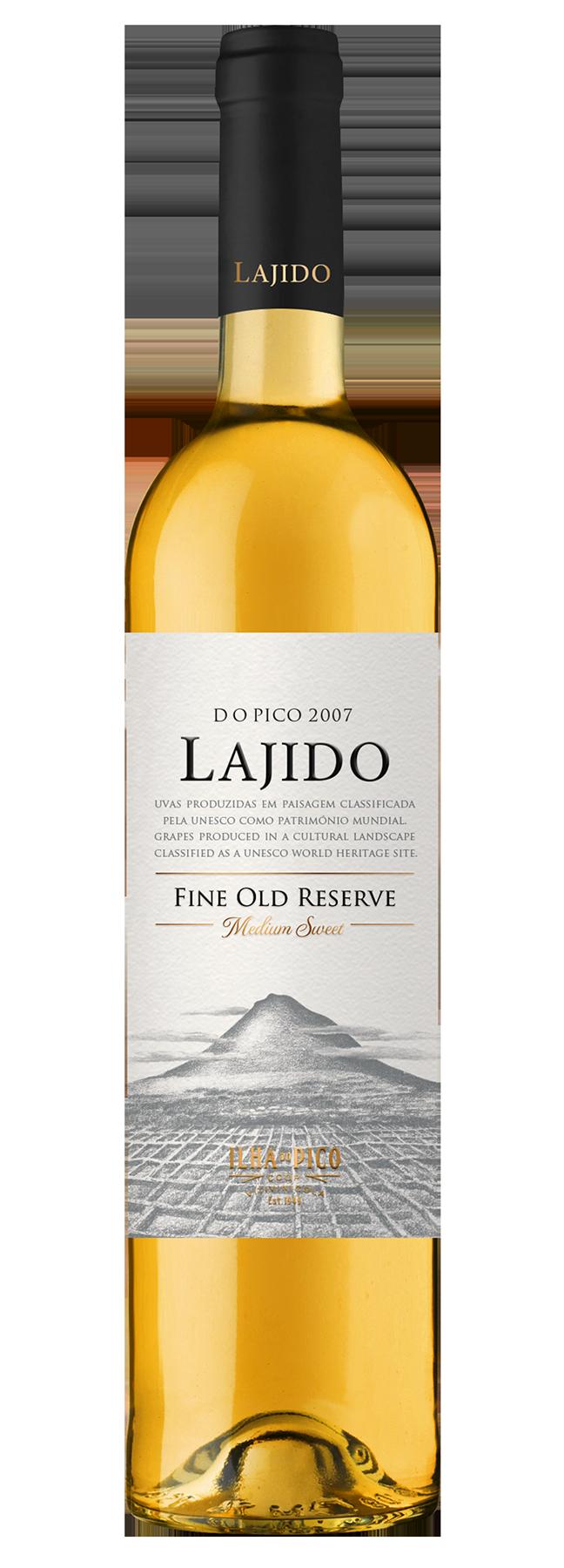 Lajido – Fine Old Reserve – Medium Sweet